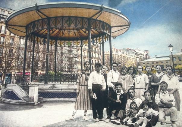 plaza de Easo